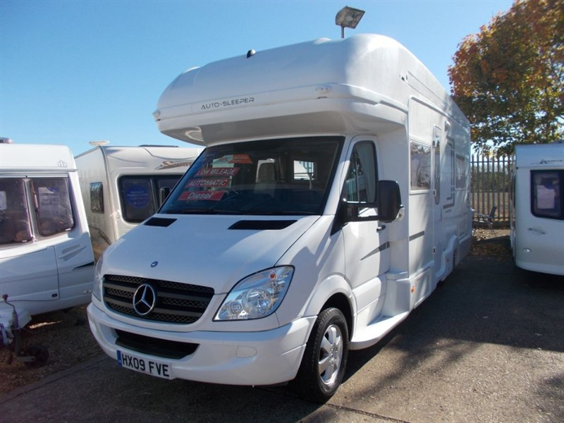 used Auto-Sleepers   Gloucester Mercedes 2.2  CDI Automatic Diesel in sandy-bedfordshire