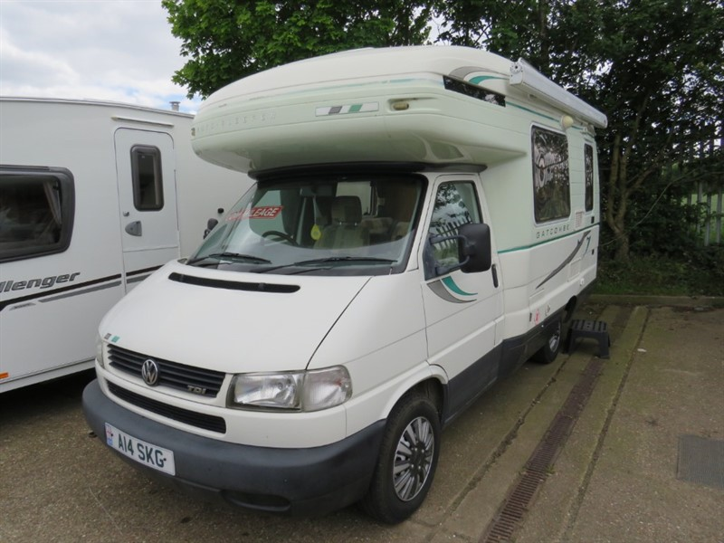 used Auto-Sleepers Gatcombe VW Limited Edition Low Miles in sandy-bedfordshire