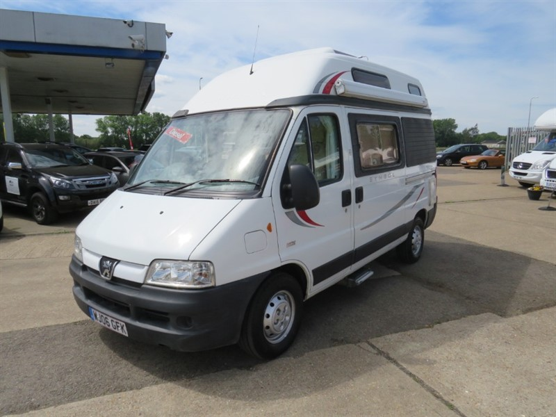 used Auto-Sleepers Symbol HDI 290 LX MWB S/R P/V in sandy-bedfordshire