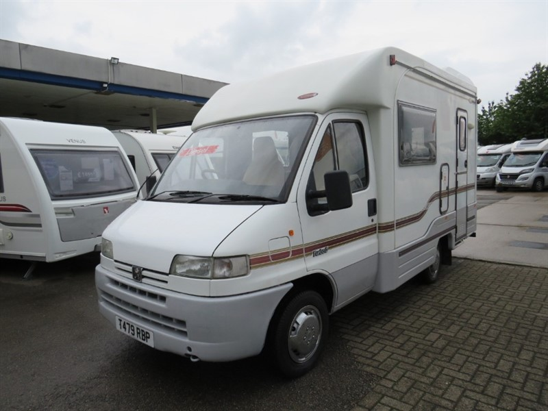 used Autocruise Starfire 1.9Tdi 2 Berth SWB in sandy-bedfordshire