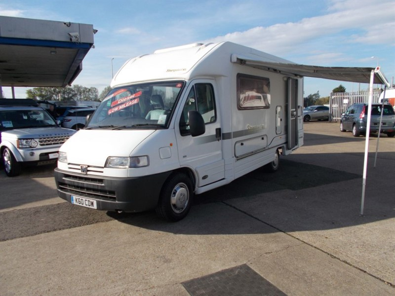 used Autocruise Starquest EL 2 Berth  Low Mileage in sandy-bedfordshire