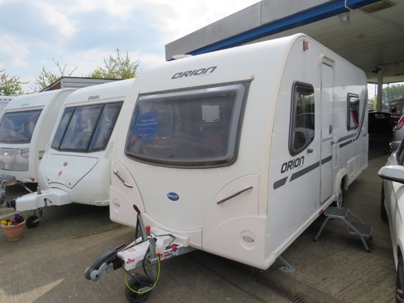 Bailey Orion 430/4 Shell for sale