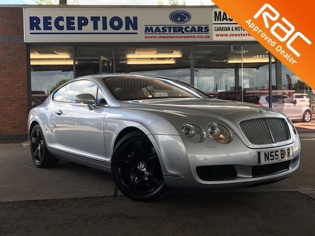 used Bentley Continental GT  in sandy-bedfordshire