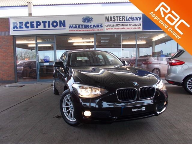 used BMW 114d 1.6 SE in sandy-bedfordshire