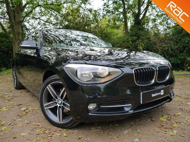 used BMW 116i SPORT For Sale In Sandy Bedfordshire in sandy-bedfordshire