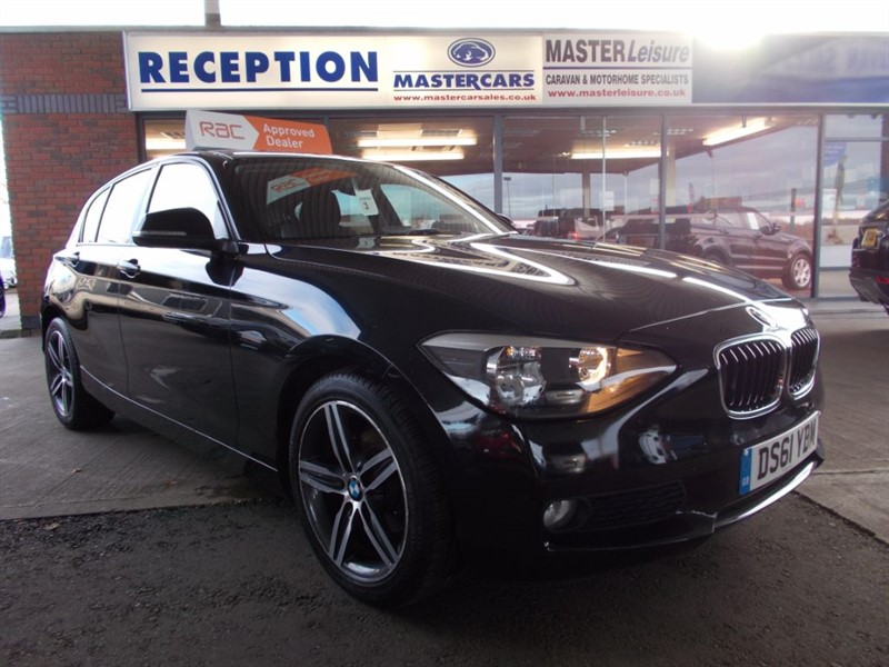 used BMW 116i SPORT For Sale in sandy-bedfordshire