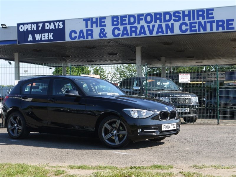 used BMW 116i SPORT in sandy-bedfordshire