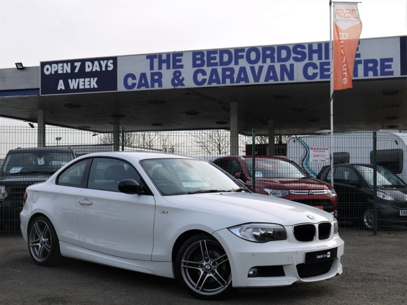 used BMW 118d SPORT PLUS EDITION in sandy-bedfordshire