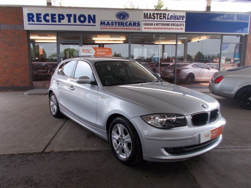 used BMW 120d SE in sandy-bedfordshire