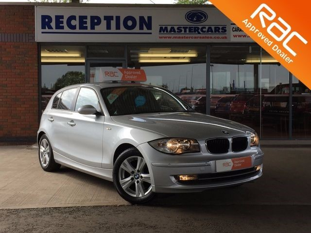 used BMW 120d 5 door hatch BMW for sale in Sandy Bedfordshire in sandy-bedfordshire