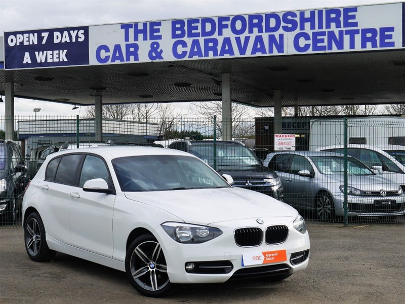 used BMW 116d SPORT £30 TAX in sandy-bedfordshire