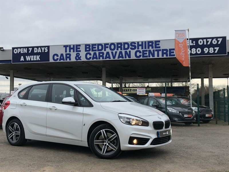 used BMW 225xe PHEV SPORT ACTIVE TOURER in sandy-bedfordshire