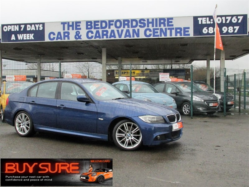 used BMW 320d M SPORT BUSINESS EDITION in sandy-bedfordshire