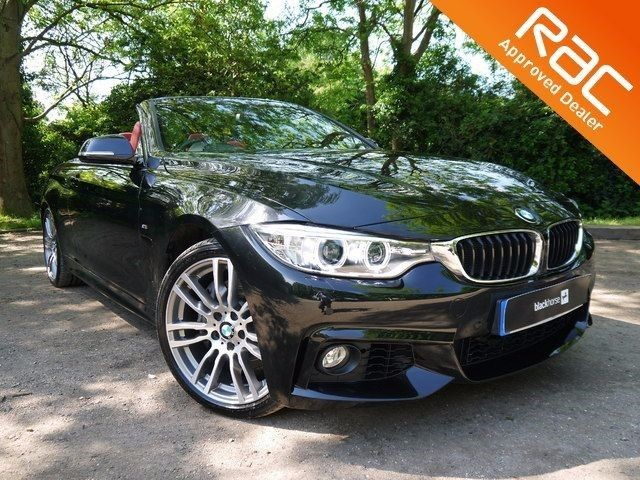 used BMW 435i M SPORT in sandy-bedfordshire