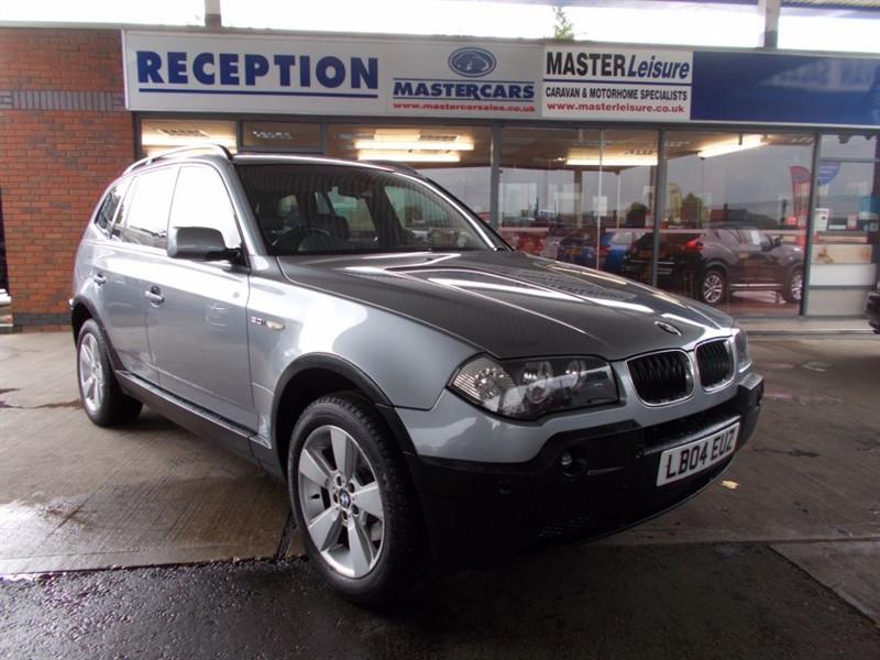 used BMW X3 BMW 3.0 Sport for sale in Sandy Bedfordshire  in sandy-bedfordshire