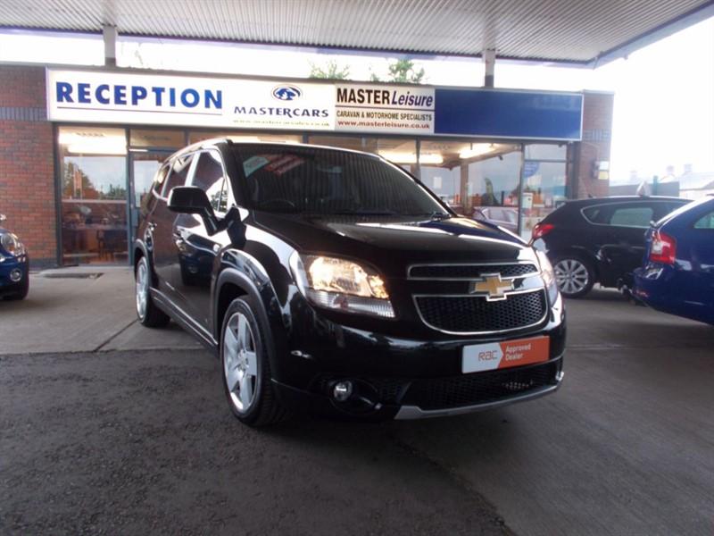 used Chevrolet Orlando 2.0 LTZ VCDI in sandy-bedfordshire