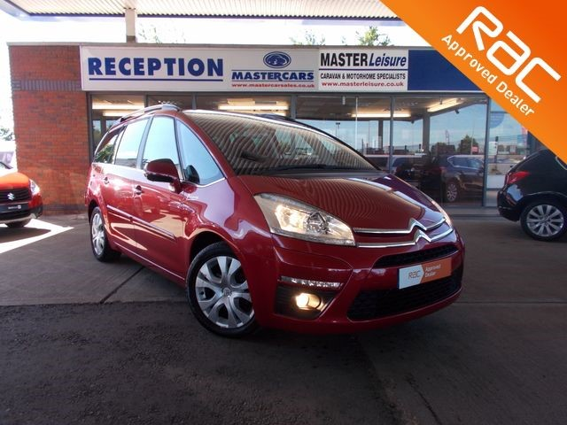 used Citroen C4 Picasso GRAND EXCLUSIVE HDI in sandy-bedfordshire