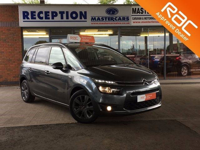 used Citroen C4 Picasso 1.6 GRAND E-HDI AIRDREAM EXCLUSIVE PLUS for sale in Sandy Bedfordshire  in sandy-bedfordshire