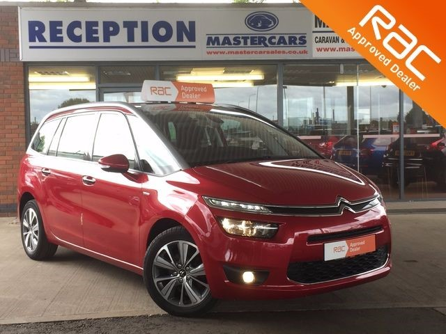 used Citroen C4 Picasso GRAND E-HDI AIRDREAM EXCLUSIVE ETG6 for sale in Sandy Bedfordshire in sandy-bedfordshire