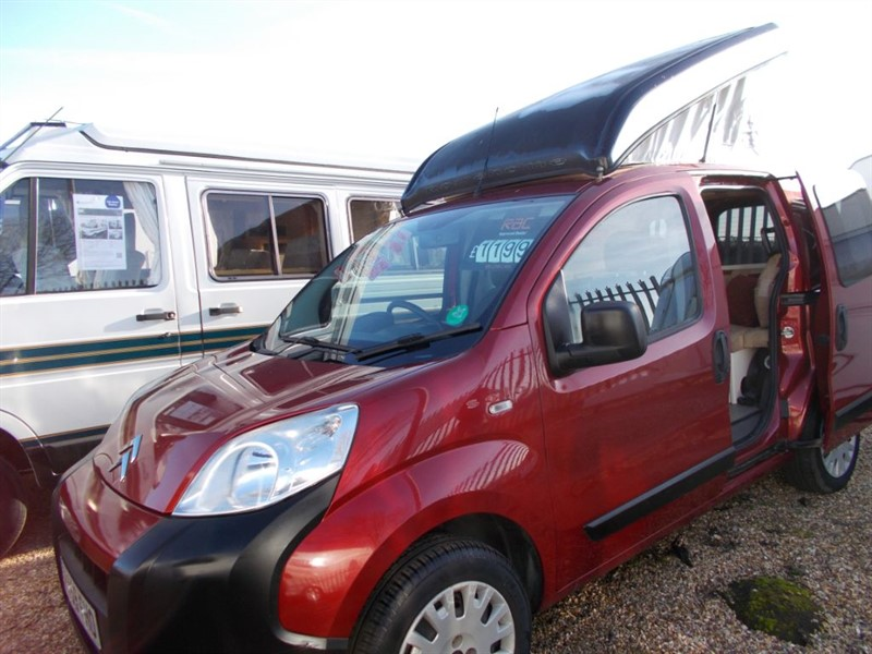 used Citroen  Romahome Solo in sandy-bedfordshire