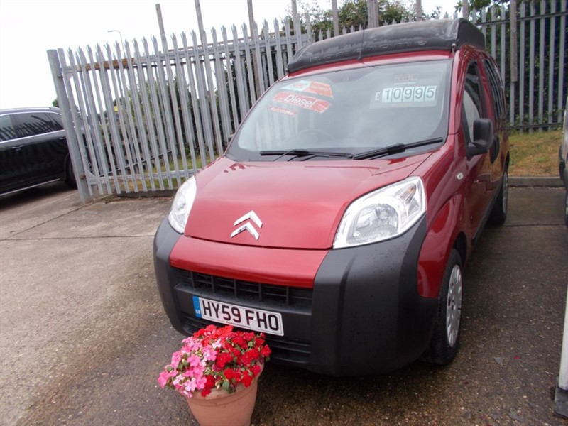 used Citroen  Romahome Solo Automatic in sandy-bedfordshire
