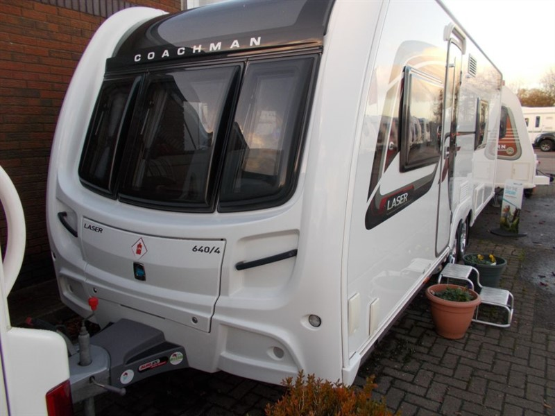 Coachman Laser for sale