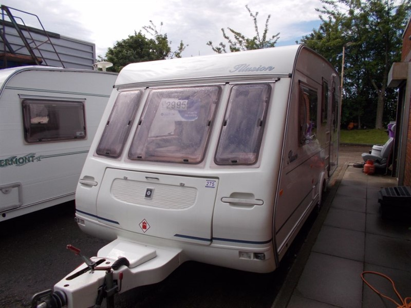 used Compass  Compass Caravans wanted for cash in sandy-bedfordshire