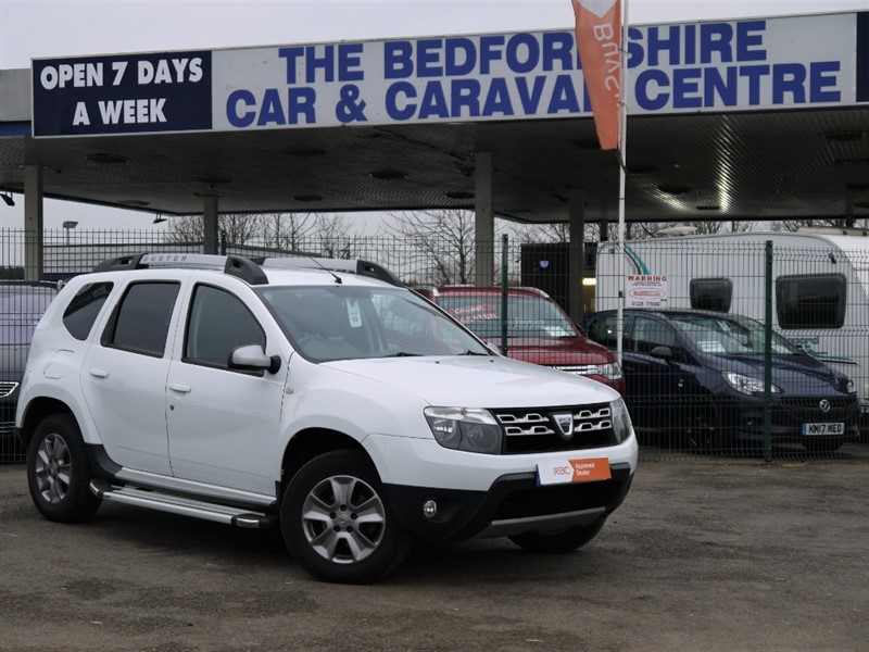 used Dacia Duster LAUREATE DCI in sandy-bedfordshire