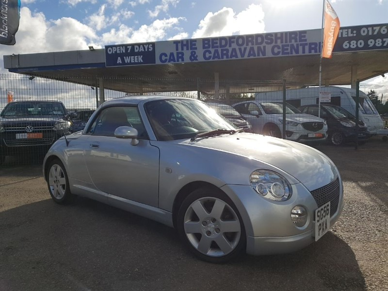 used Daihatsu Copen ROADSTER in sandy-bedfordshire