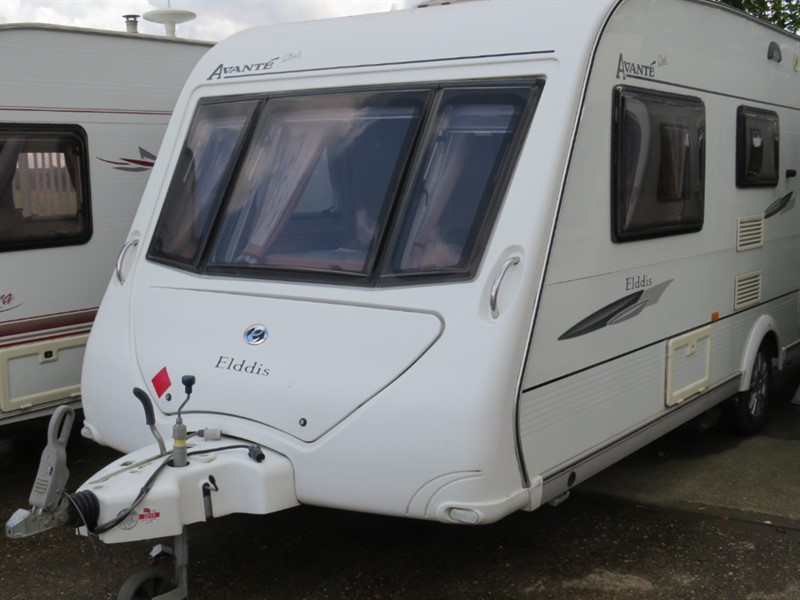 Elddis Avante for sale