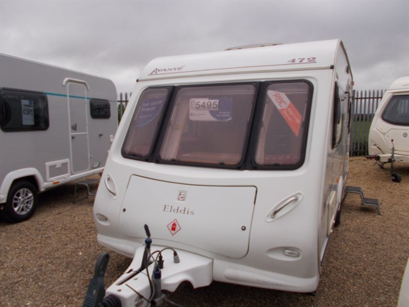 Elddis for sale