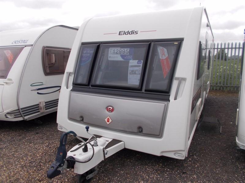 used Elddis  Avante 574  in sandy-bedfordshire