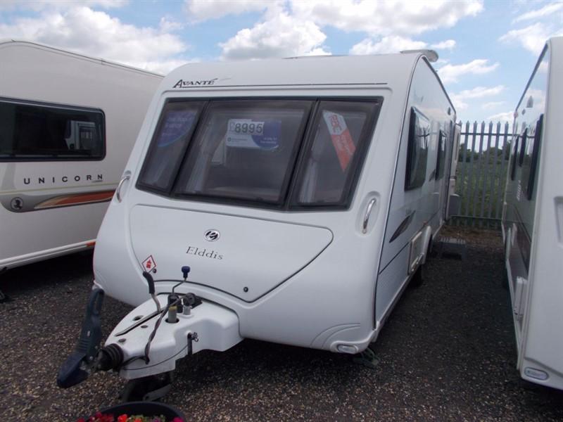 used Elddis  Elddis Caravans wanted for cash in sandy-bedfordshire