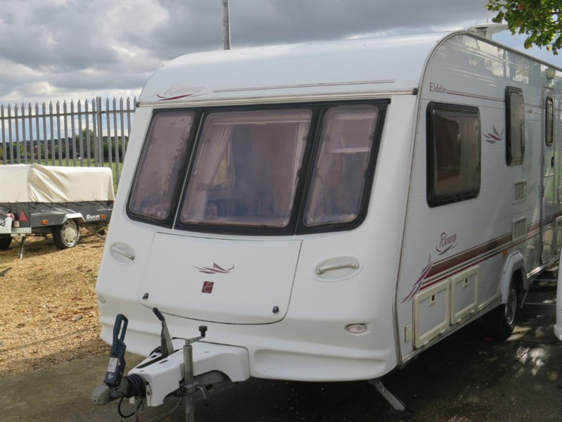 used Elddis  Riviera 524 Family 4 Berth in sandy-bedfordshire