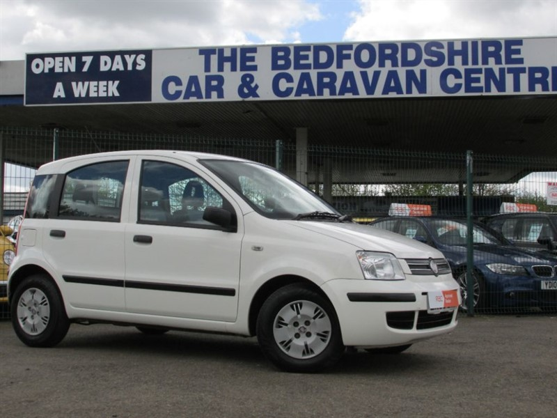 used Fiat Panda PANDA DYNAMIC ECO PETROL ONE OWNER in sandy-bedfordshire