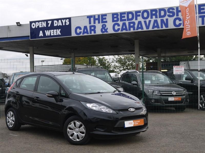 used Ford Fiesta EDGE ECONETIC TDCI ZERO TAX in sandy-bedfordshire