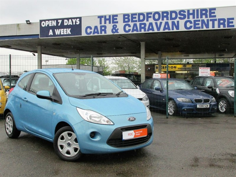 used Ford KA EDGE in sandy-bedfordshire