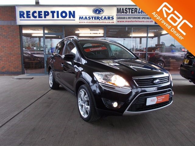 used Ford Kuga 2.0 TITANIUM TDCI 2WD in sandy-bedfordshire
