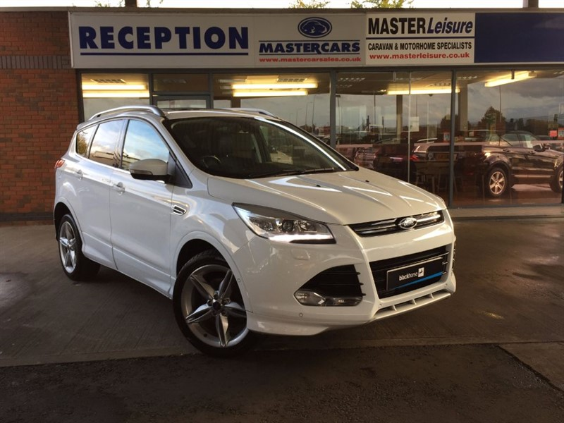 used Ford Kuga TITANIUM X SPORT TDCI for sale in Sandy Bedfordshire in sandy-bedfordshire