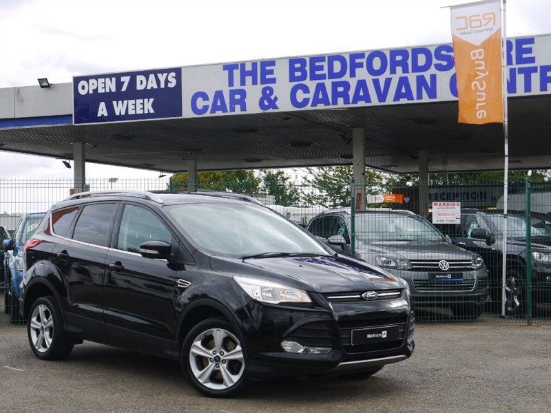 used Ford Kuga ZETEC TDCI in sandy-bedfordshire