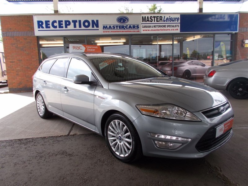 used Ford Mondeo 2.0 ZETEC BUSINESS EDITION TDCI in sandy-bedfordshire