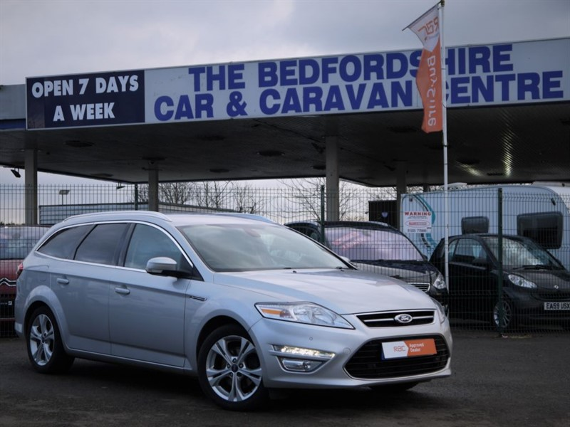 used Ford Mondeo TITANIUM X  TDCI £30 ROAD TAX in sandy-bedfordshire