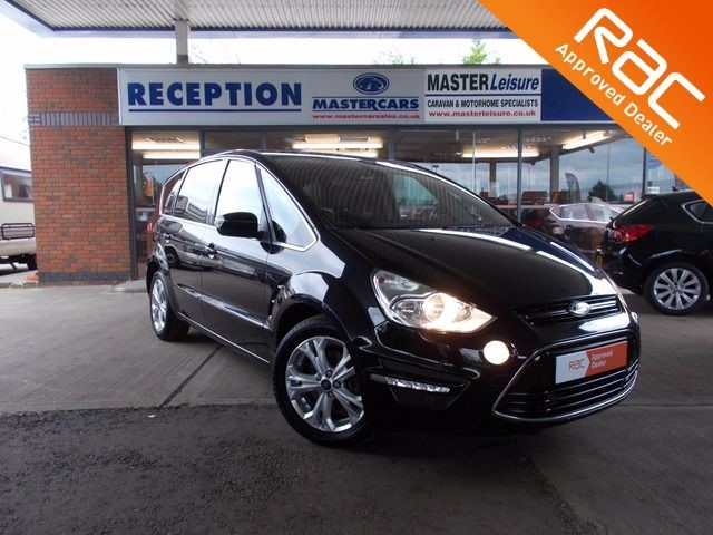 used Ford S-Max TITANIUM TDCI Automatic  in sandy-bedfordshire