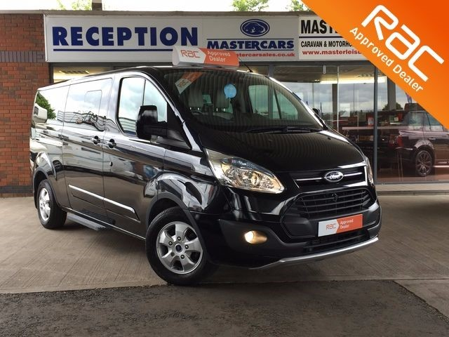 used Ford Tourneo Custom 300 LIMITED TDCI in sandy-bedfordshire