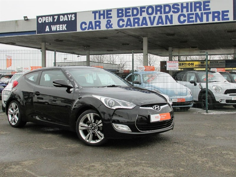 used Hyundai Veloster GDI SPORT For Sale in sandy-bedfordshire