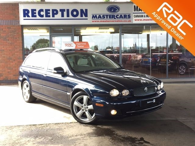 used Jaguar X-Type SE Jaguar for sale in Sandy Bedfordshire  in sandy-bedfordshire