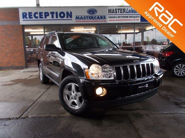 used Jeep Grand Cherokee 3.0 V6 CRD LIMITED in sandy-bedfordshire