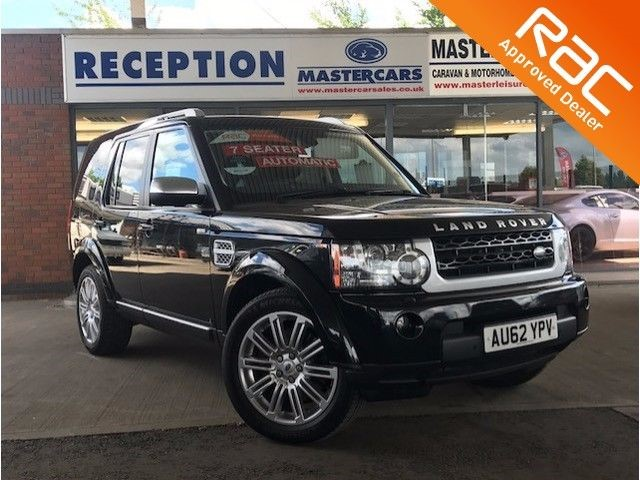 used Land Rover Discovery 3.0 SDV6 HSE LUXURY in sandy-bedfordshire