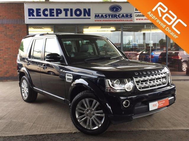 used Land Rover Discovery SDV6 HSE for sale in Sandy Bedfordshire in sandy-bedfordshire