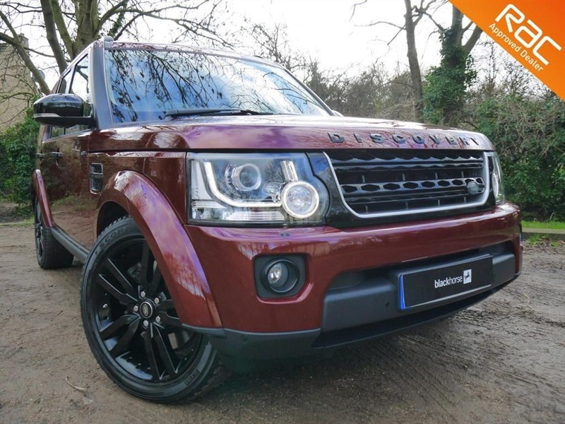 used Land Rover Discovery SDV6 LANDMARK in sandy-bedfordshire